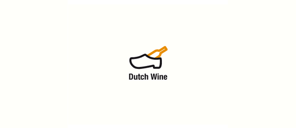 design shoe logo dutch wine