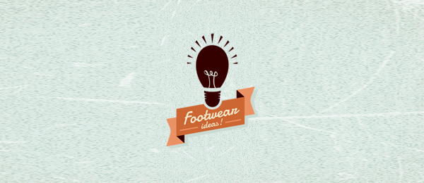 design shoe logo footwear ideas