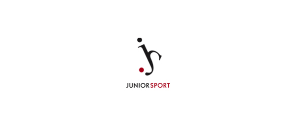 design shoe logo junior sport