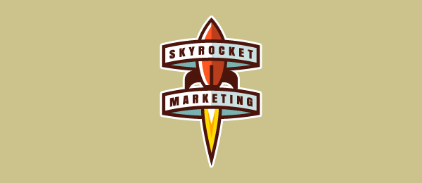 sky rocket marketing logo 1