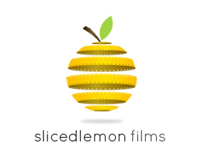 sliced lemon films examples of Film Logo Design