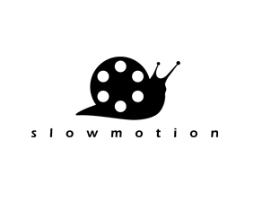 slow motion films examples of Film Logo Design