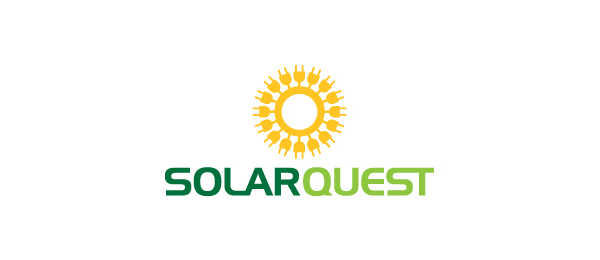 design solar quest logo 48