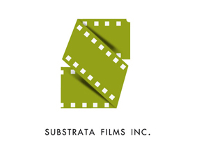 substrata examples of Film Logo Design