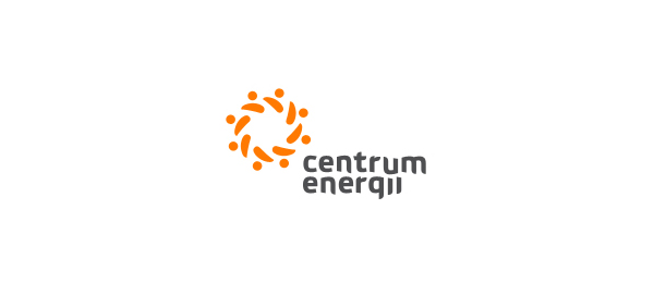 design sun logo energy center 43