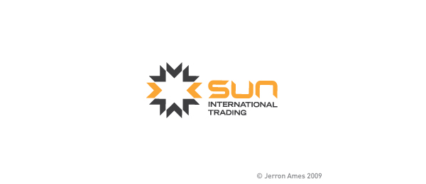 60 Shining Sun Logo Designs For Your Inspiration