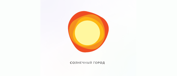 design sunny city logo idea 49