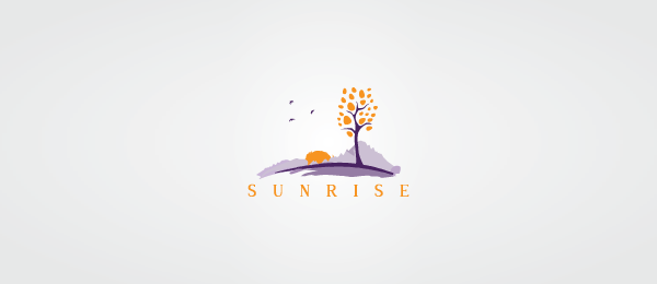design sunrise logo design 27