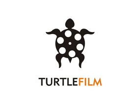 turtle film examples of Film Logo Design