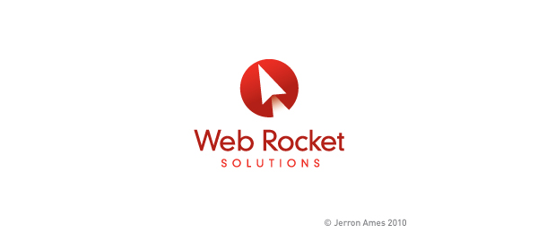 web rocket logo 34
