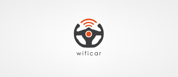 wifi car logo 46