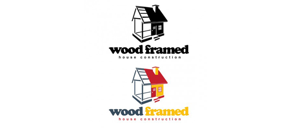 wood framed house construction logo design examples https://toppersworld.com/creative-construction-logo-ideas/