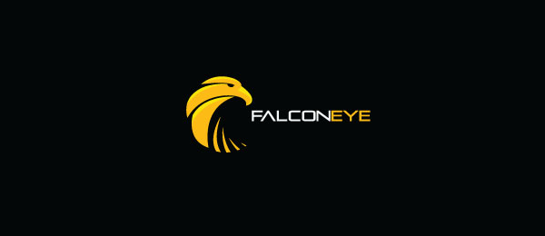 yellow eagle head falcon eye 52 https://toppersworld.com/cool-eagle-logo-designs-inspiration/