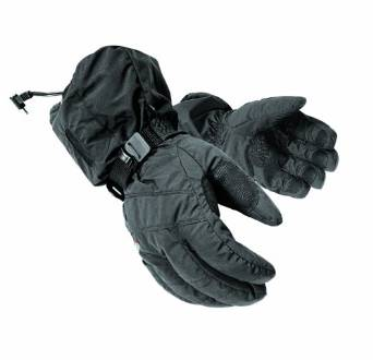 ANSAI's Softshell Mobile Warming Glove