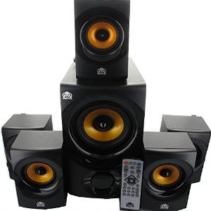 Acoustic Audio's Home Theater System AA5170