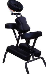 Aosom's Massage Chair, Black