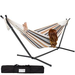 Best Choice Products' Double Portable Hammock