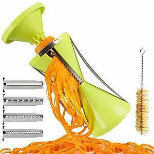 Brieftons' NextGen Vegetable Spiralizer