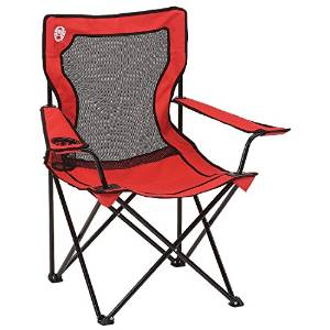 Coleman's Broadband Quad Camping Chair