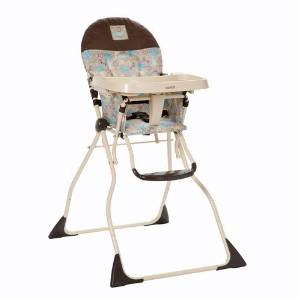 Cosco Slim Fold High Chair, Kontiki