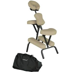 "Cream's Portable 4""Massage Chair"
