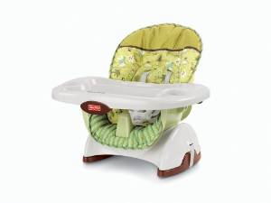 Fisher-Price's Space Saver Toddler High Chair