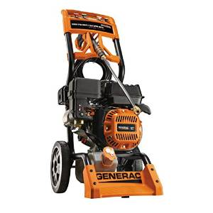 Generac's 6596 Gas Powered Residential Pressure Washer