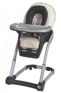 Graco's Blossom Seating System 4-in-1