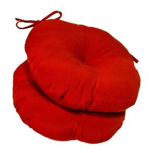 Greendale's Home Fashions Patio Cushion (Salsa Round)