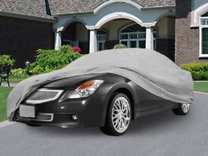 Kapsco Moto's True Superior Waterproof Car Covering