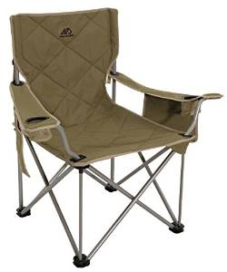 LIGHTWEIGHT PORTABLE HEAVY-DUTY CAMPING CHAIR