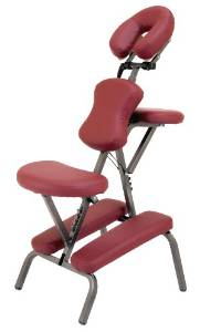 Master Massage's Portable Bedford Massage Chair