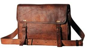 Men's' Leather Shoulder Satchel