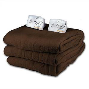 Microplush Soft Heated Electric Blankets