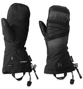 Outdoor Research's Lucent Heated winter Mitts