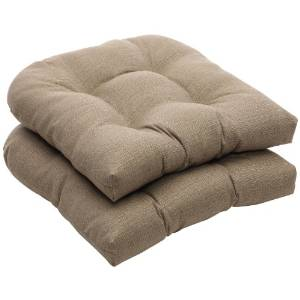 Pillow Perfect's Taupe Texture Pillow