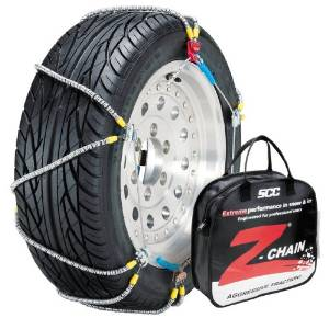 SCC's Extreme Performance Z-Chain Cable Tyre Traction Chain