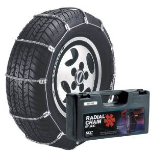 SCC's Radial Traction Tyre Cable Chain