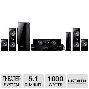 Samsung's 1000W, 5.1 Channel Music System