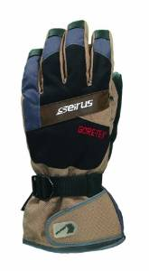 Seirus Innovation's Stratos Gloves for Men