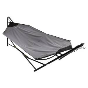 Medium image of swiss gear u0027s quick portable hammock