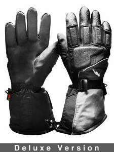 Warmthru's G4 Deluxe Rechargeable Gloves