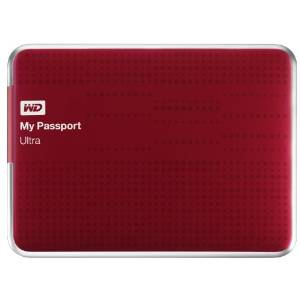 Western Digital's (WD) My Passport 2TB, Ultra Hard Drive