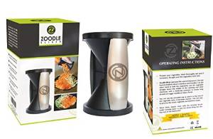 Zoodle's Slicer Premium Vegetable Spiralizer