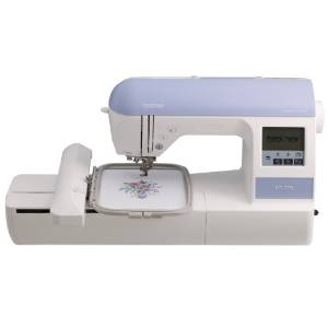 "9. 5""×7"" PE770 Embroidery Machine"