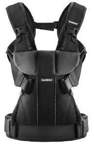 BABYBJORN's Baby Carrier One