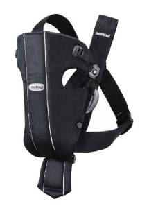 BABYBJORN's Baby Carrier