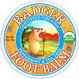 Badger's Foot Balm