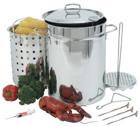 Bayou's 32-Quart Classic 1118 Turkey Fryer