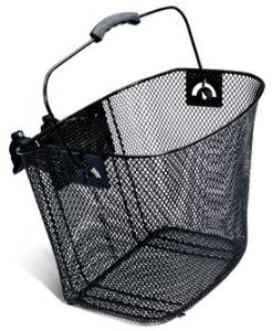 Biria's Bicycle Wire Mesh Basket